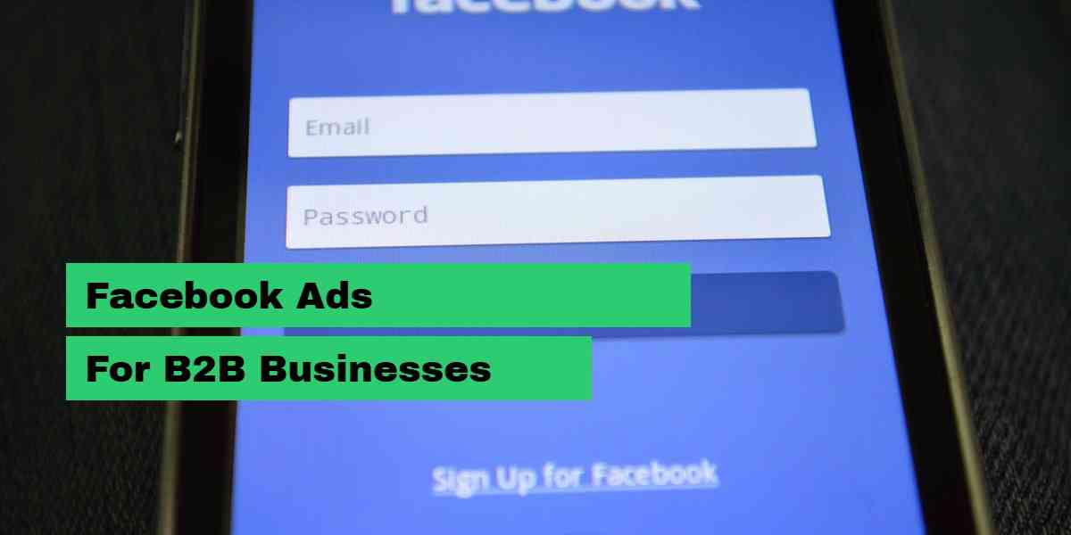 B2B Facebook Advertising to Grow Your Business FAST