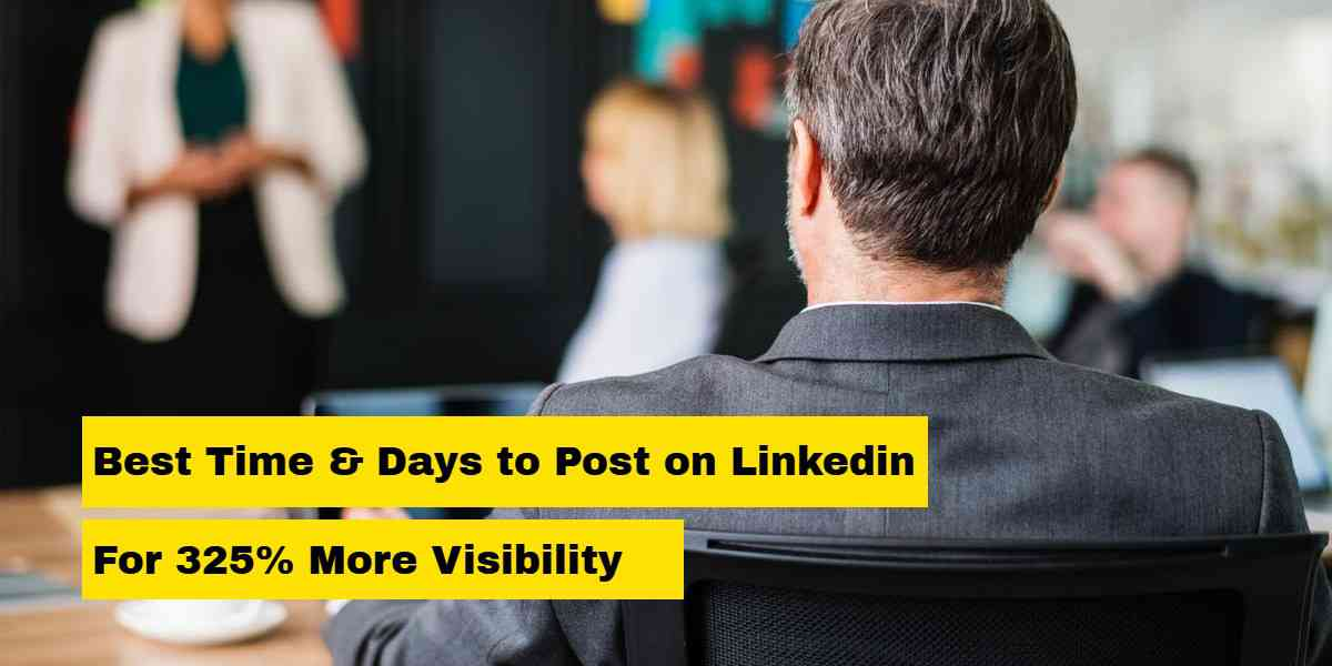 Best Time to Post on LinkedIn to Generate More Leads