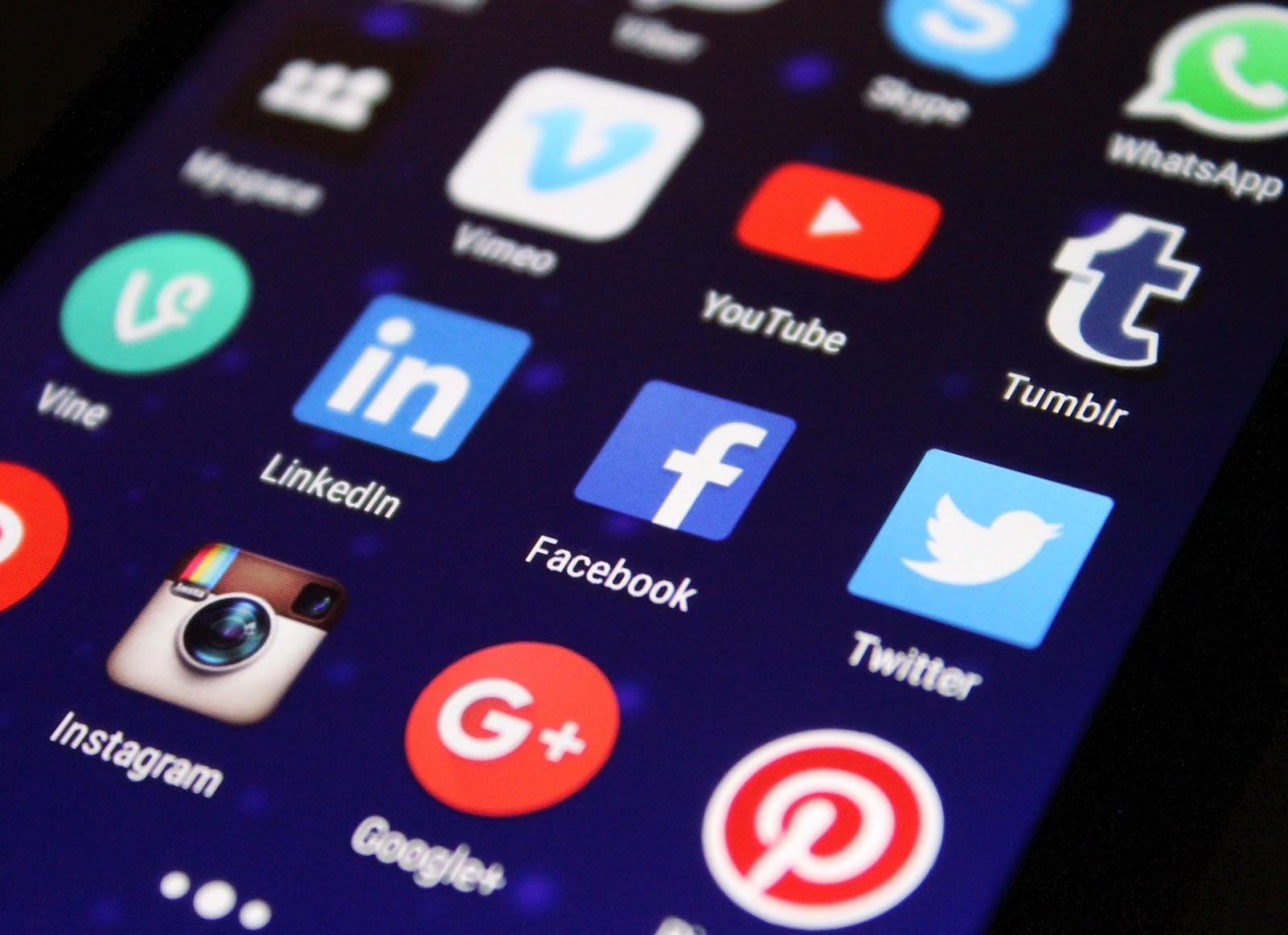 b2b web marketing on social media is the hot topic right now