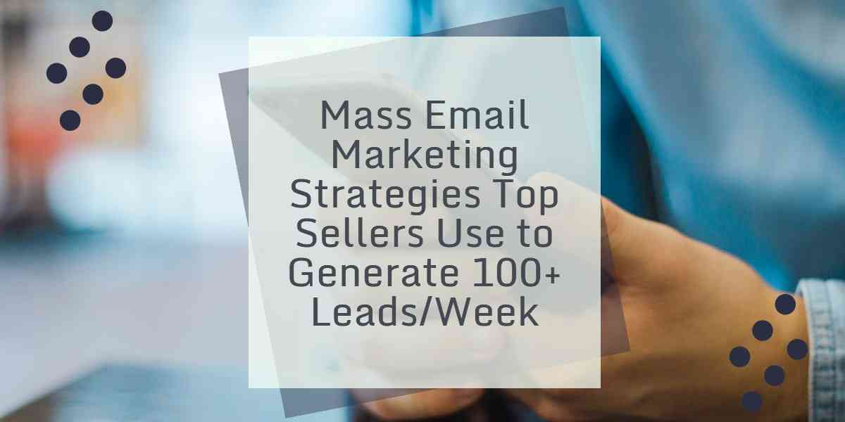 Best Way to Create and Send a Successful Mass Email Campaign