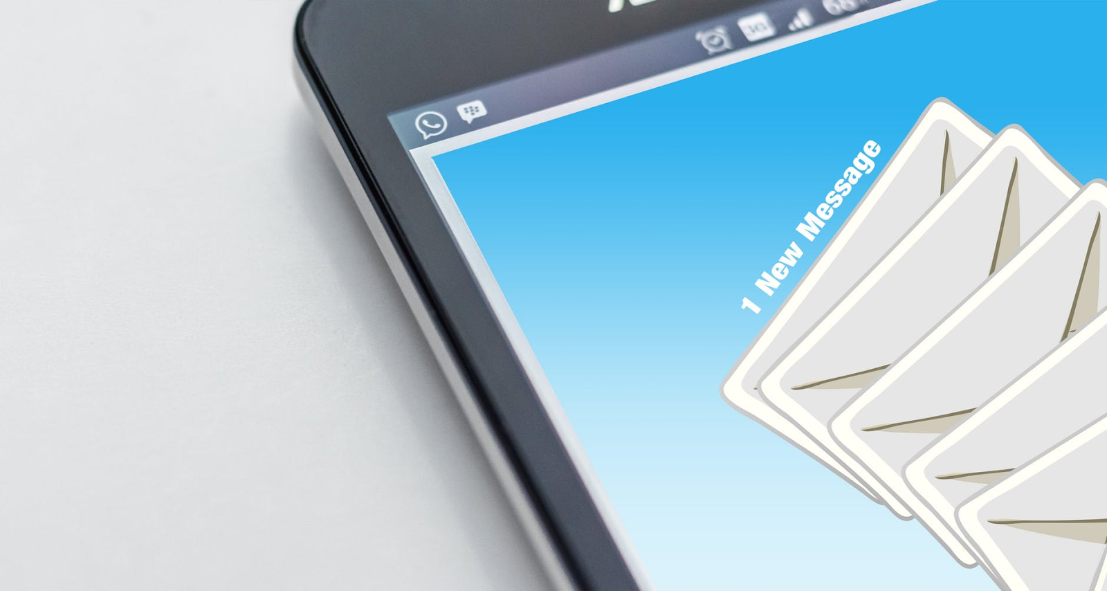 One of the most essential b2b marketing kpis is email marketing