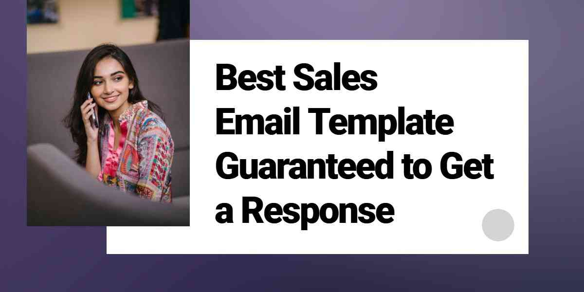 Sales Email Templates that Guarantee a 73% Higher Open-Rate