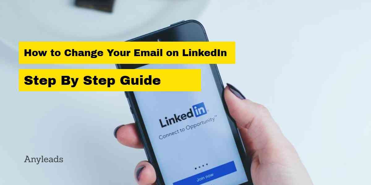 How to Change your Email on LinkedIn Quickly